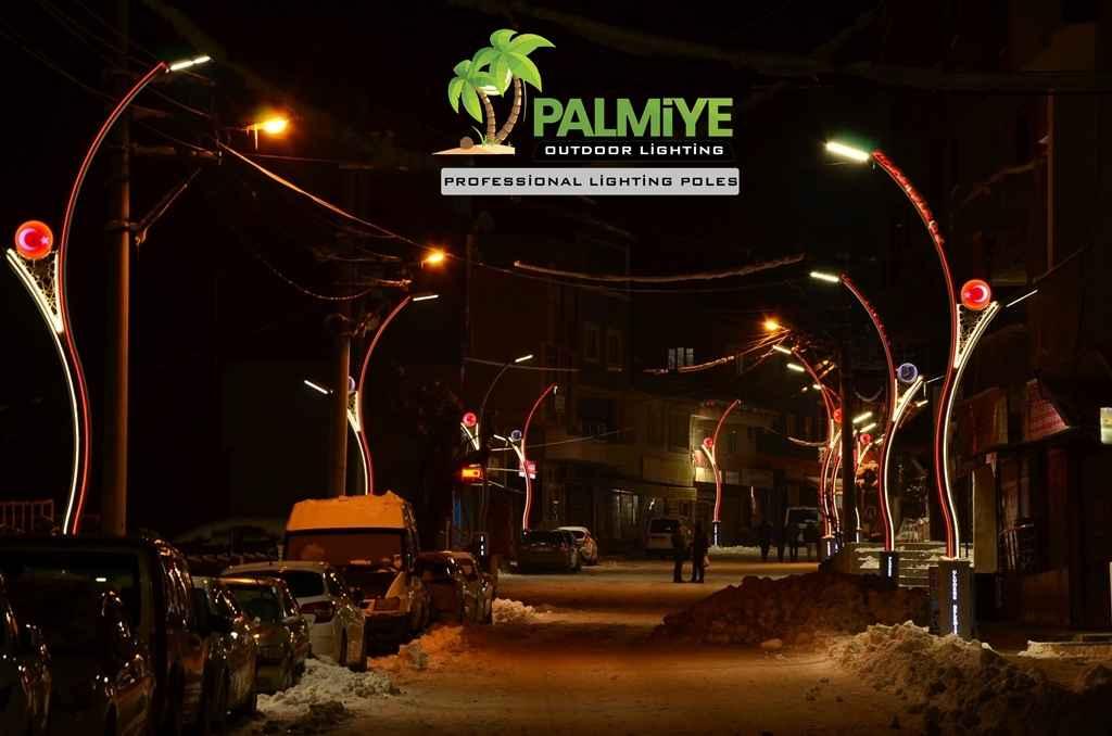 şırnak uludere aluminyum ledli aydınlatma direkleri (4)
