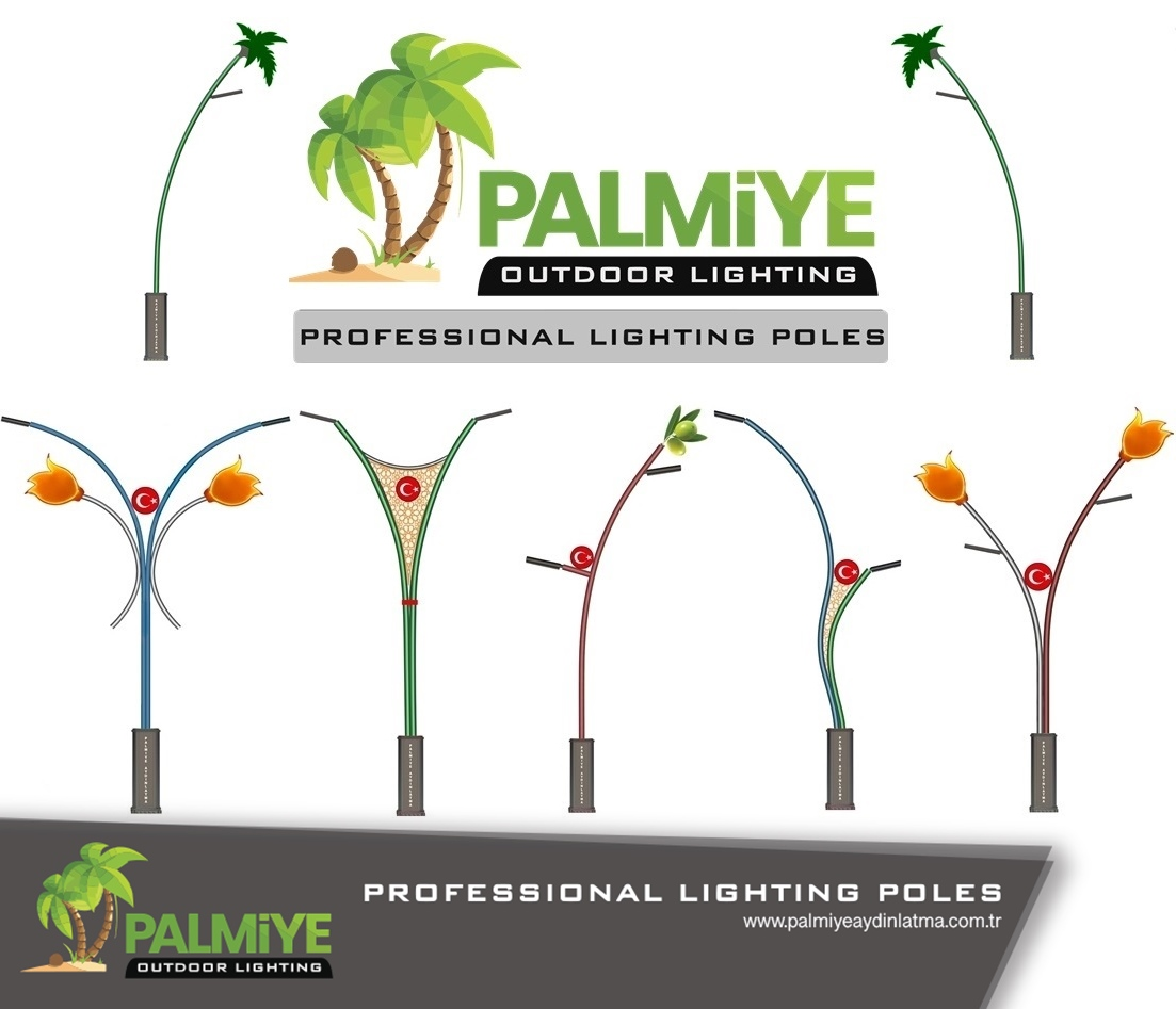 palmiye-lighting-poles