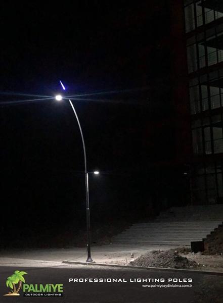 gürcistan aydınlatma direkleri