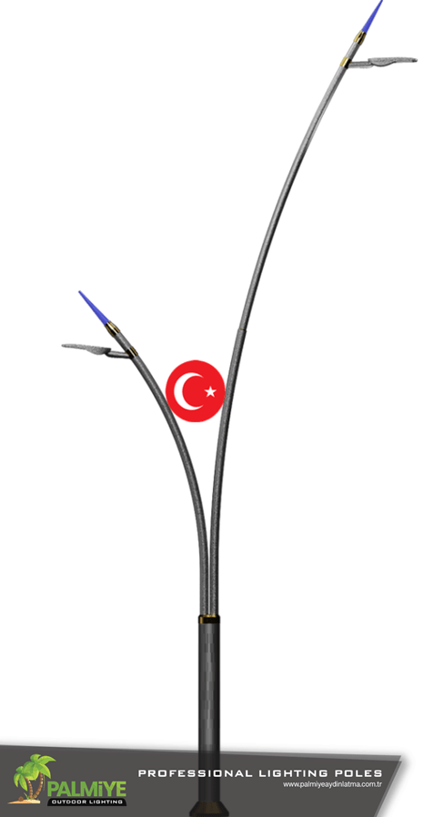 yol aydınlatma direkleri TİK-