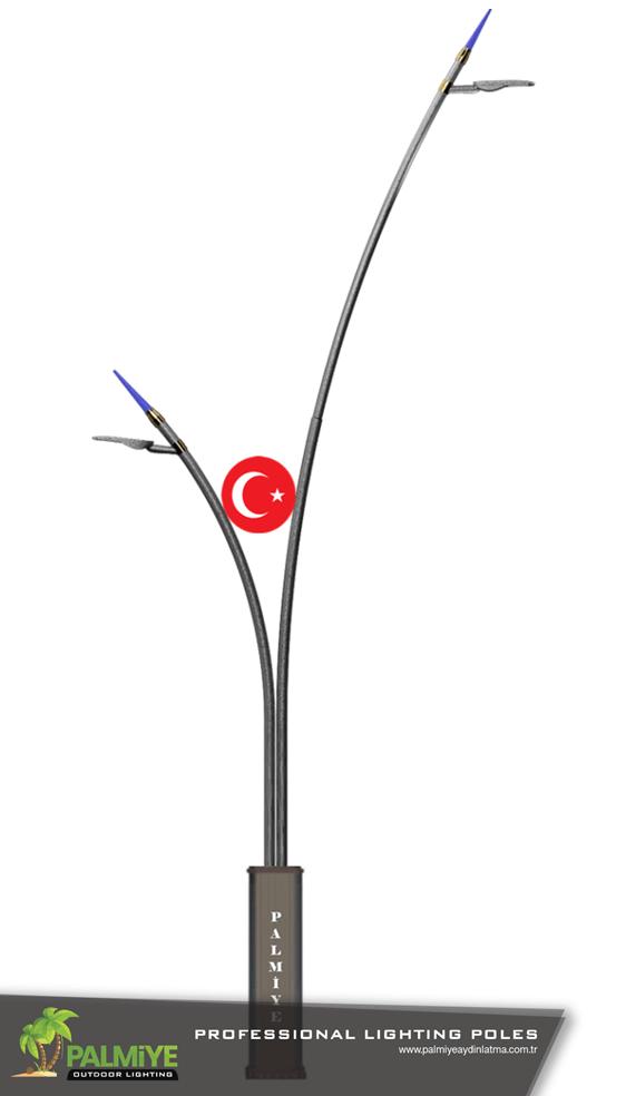 ALBA - yüksek yol aydınlatma direği