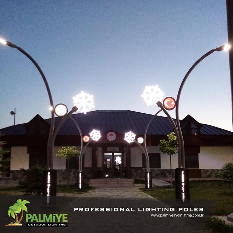 bursa uludag milli park aydınlatma direkleri (1)